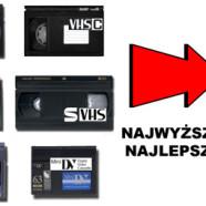 Archiwizacja kaset VHS (SVHS, VHS-C, S-VHS-C), Hi8, Video8 oraz kasety miniDV i Digital8
